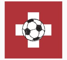 Switzerland Flag | Soccer Ball Kids Clothes