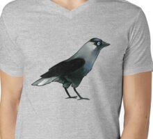 Jackdaw Mens V-Neck T-Shirt