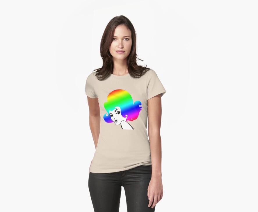 Rainbow Head by Stuart Stolzenberg