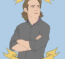 Gaius Baltar, The Man Who Ruined Everything by puffandstuff