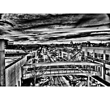 Downtown Salem Oregon Photographic Print