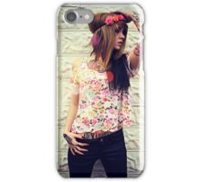 Kawaii Metal iPhone Case/Skin