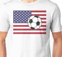USA football Unisex T-Shirt