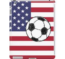 USA football iPad Case/Skin