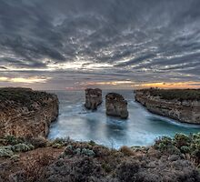 Loch Ard Gorge • Victoria • Australia by William Bullimore