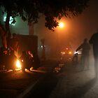 A Foggy Evening! by Vivek Bakshi