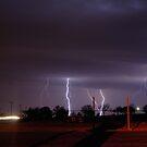 First Lightning of 2010!  by Jeremy  Jones