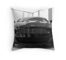 Quantum of Solace Throw Pillow