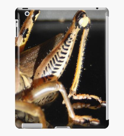 Grasshopper Legs iPad Case/Skin