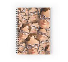 Dwights Spiral Notebook