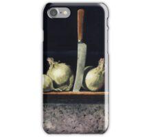 Three Onions iPhone Case/Skin