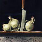 Three Onions by Michael Douglas Jones