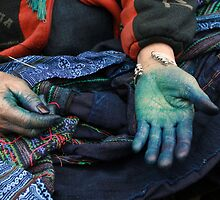 Our Hands are Dyed by Adam Martin