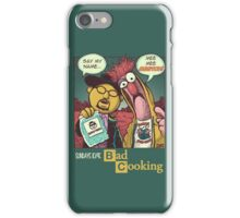 Bad Cooking iPhone Case/Skin