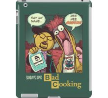 Bad Cooking iPad Case/Skin