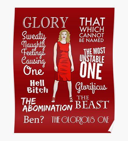 Glorificus - Buffy the Vampire Slayer Poster