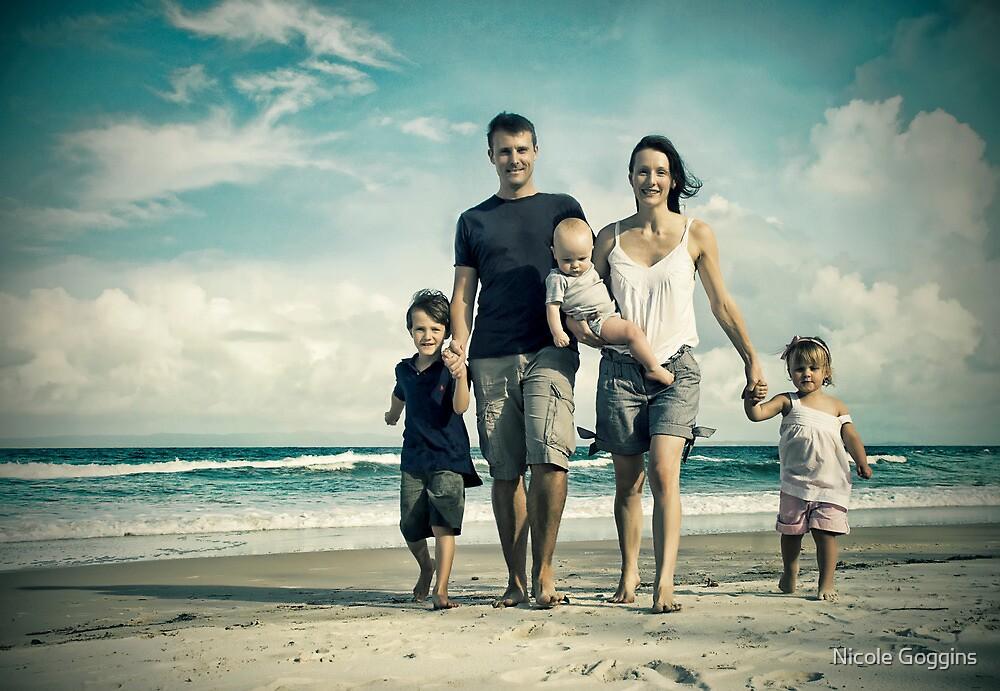 Family...  by Nicole Goggins