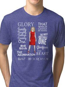 Glorificus - Buffy the Vampire Slayer Tri-blend T-Shirt