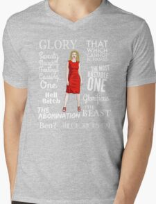 Glorificus - Buffy the Vampire Slayer Mens V-Neck T-Shirt