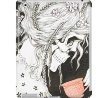 Tea time for the Dead iPad Case/Skin