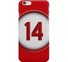 14 - Charlie Hustle iPhone Case/Skin