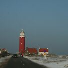 Texel - Lighthouse by MrJoop