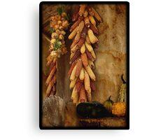 Autumn Taste Canvas Print