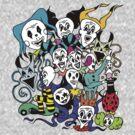 Fool Pack Color by Octavio Velazquez