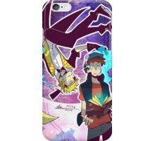Gravity Falls - You'll Never Know What Hit You iPhone Case/Skin