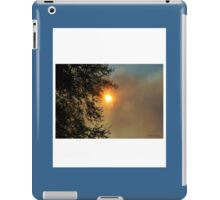 Sun and Fire in the Everglades iPad Case/Skin