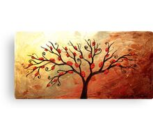The Blossom Tree Canvas Print