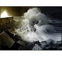 Xtreme Black Photographic Print