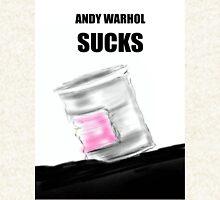 Andy Warhol Sucks Hoodie