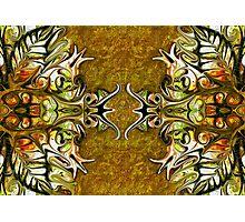 Beetle Battle Photographic Print