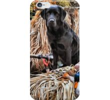 Hunting Lab iPhone Case/Skin
