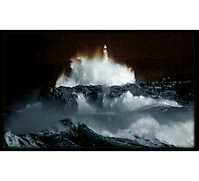 The Brave Atlantic Photographic Print
