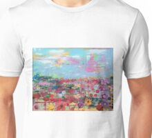 Bloodflowers painting / Collage Unisex T-Shirt