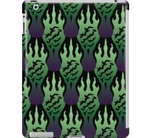SCORCH pattern ~ Maleficent iPad Case/Skin