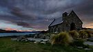 Good Morning Good Shepherd by Robert Mullner