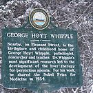 George Hoyt Whipple by JBTHEMILKER