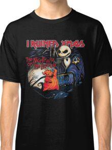I Ruined Xmas Classic T-Shirt