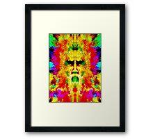 Rainbow Chaser Framed Print