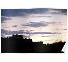 Dover castle, England Poster