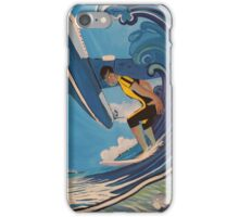 Summer in the city iPhone Case/Skin