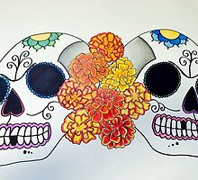 Day of the Dead by Kendra Dyer