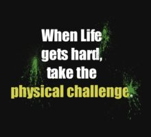 Physical Challenge by FightRomero