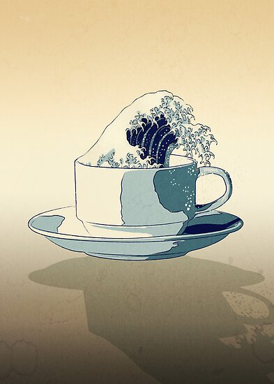 Storm in a Teacup - Tsea-nami! by Rossman72