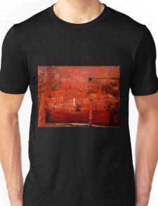 Box Car ~  Rusty Grunge Unisex T-Shirt