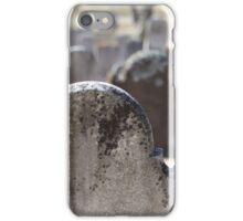Cutchogue Cemetery iPhone Case/Skin