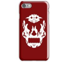 Bloodlust Skull iPhone Case/Skin